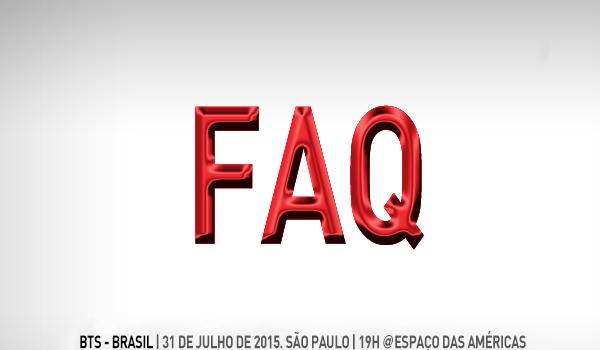 BTS no Brasil: dúvidas frequentes