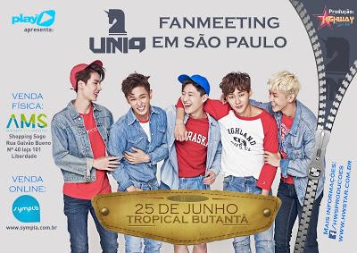 UNIQ se apresenta pela primeira vez no Brasil