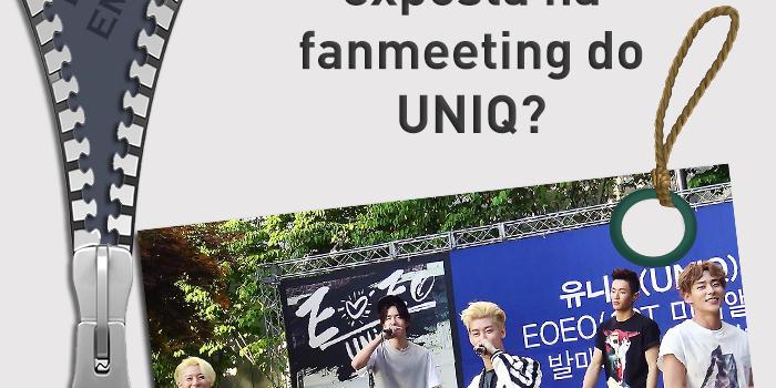 UNIQ: tenha sua marca exposta na fanmeeting