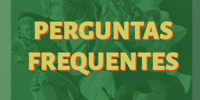 Perguntas Frequentes: SF9 no Brasil