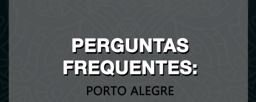Perguntas frequentes: 2019 WILD KARD TOUR IN PORTO ALEGRE