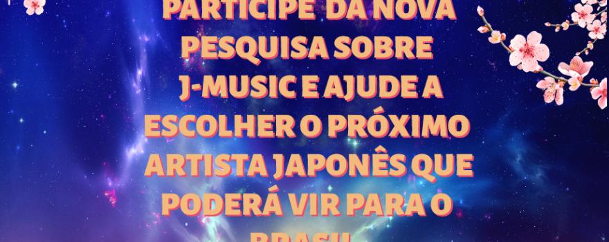 Pesquisa de público: J-Music, out/nov.