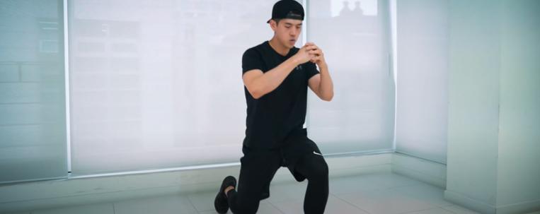 BM, do KARD, lança vídeo com exercícios para fazer durante a quarentena