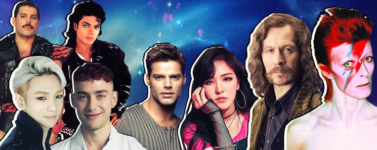 10 parcerias inusitadas da música que talvez você não conheça