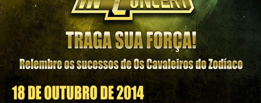 Cavaleiros in Concert em Belo Horizonte