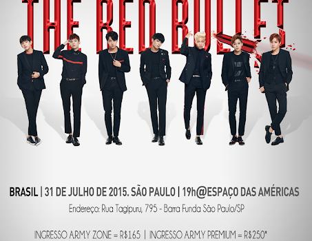 BTS no Brasil: confira todas as informações