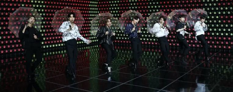 BTS entra para o livro dos recordes com maior número de participantes em live paga