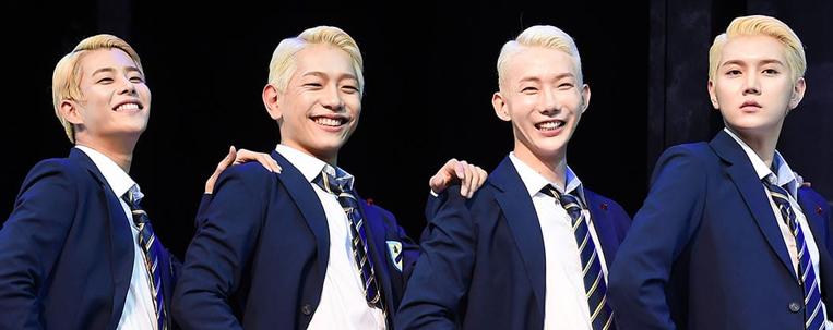 "MJ (ASTRO), Ren (NU'EST), Jo Kwon (2AM) e Shin Joohyup estreiam musical ""Jamie""; veja vídeos"