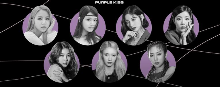 RBW anuncia novo girlgroup; conheça o PURPLE K!SS