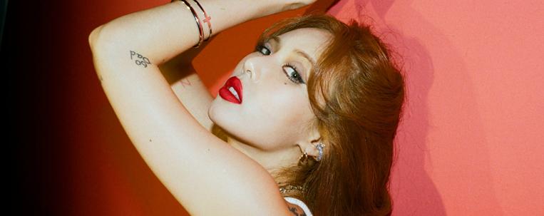 "HyunA divulga fotos promocionais do single ""Good Girl"""