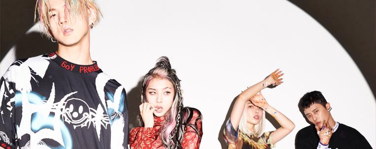"KARD divulga novas fotos do single ""Gunshot"""