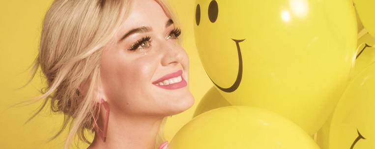 Em bate-papo com fãs, Katy Perry diz que adoraria fazer parceria com artista de k-pop