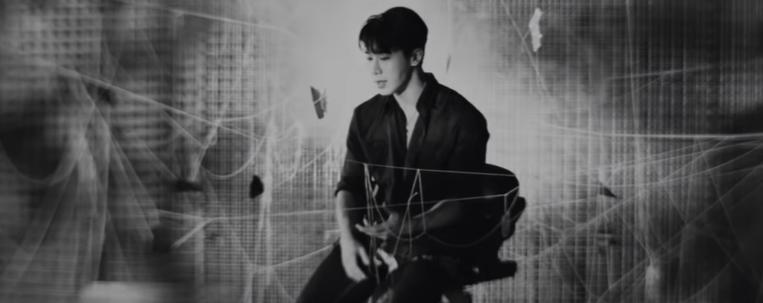"""Wonho divulga prévia do clipe de """"Losing You"""""""