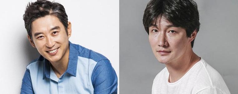 Atores Kim Wonhae e Heo Dongwon se recuperam da covid-19