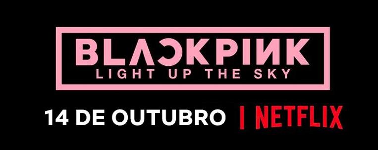 Netflix anuncia lançamento de documentário sobre o BLACKPINK