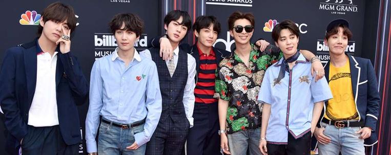 BTS vai se apresentar no Billboard Music Awards pelo terceiro ano seguido