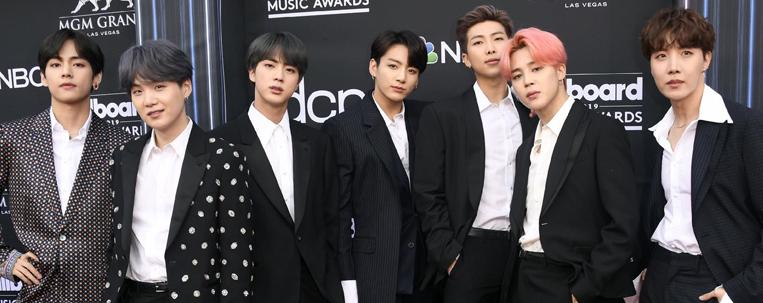 BTS, EXO e GOT7 estão entre os indicados ao Billboard Music Awards