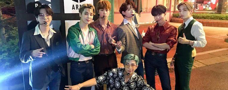 """""""Dynamite"""": BTS faz apresentação divertida no """"America's Got Talent"""""""