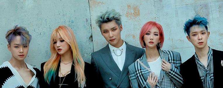 Novo grupo Checkmate divulga foto promocionais de single de estreia
