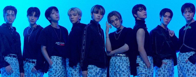 Ghost9 divulga cronograma de lançamentos de álbum de estreia