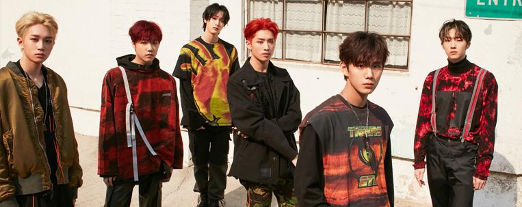 FNC Entertainment divulga primeiras fotos do P1Harmony