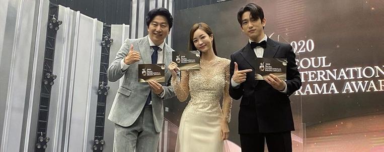 """""""Órfãos da Terra"""", da Rede Globo, é a grande premiada do """"Seoul Internacional Drama Awards 2020"""""""