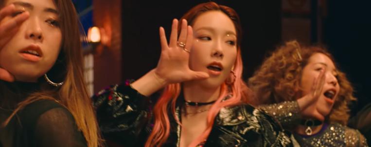 "Taeyeon quer ouvir a voz das mulheres em novo clipe; assista ""#GirlsSpkOut """