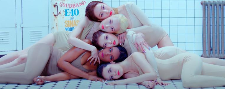 Com integrante brasileira, novo grupo Black Swan divulga prévia de clipe de estreia