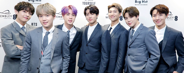 BTS recebe prêmio por contribuições para relações entre a Coreia do Sul e os Estados Unidos