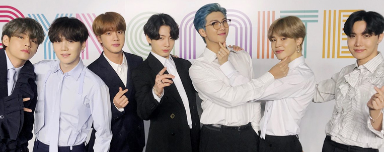 Internautas chineses criticam BTS após grupo fazer comentário sobre a Guerra da Coreia em discurso