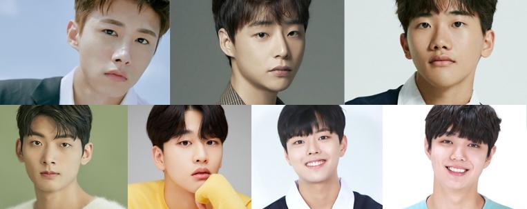 Drama com personagens inspirados no BTS divulga elenco de protagonistas