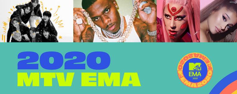 BTS e BLACKPINK são indicados ao EMA 2020; saiba como votar