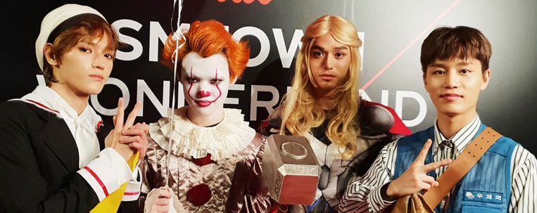 SM Entertainment cancela tradicional festa de Halloween devido à pandemia do covid-19