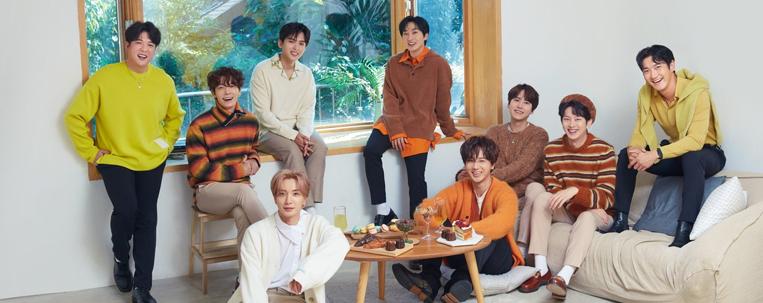 Super Junior lançará álbum para comemorar 15 anos de carreira