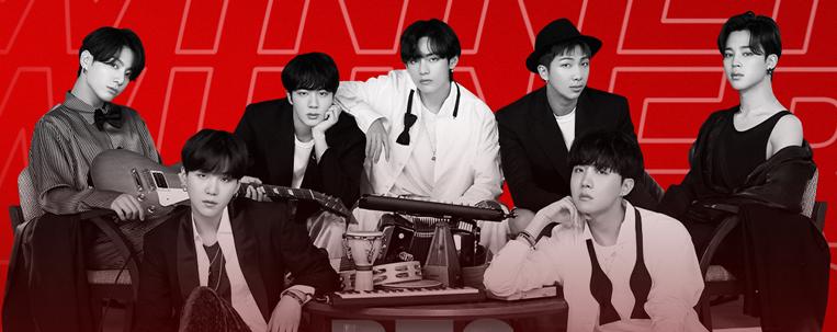 BTS é premiado no American Music Awards 2020