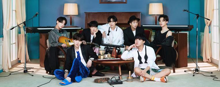 Federação Internacional da Indústria Fonográfica nomeia o BTS como maior artista de 2020