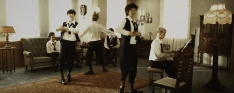 """ENHYPEN divulga prévia do videoclipe de """"Given-Taken"""""""