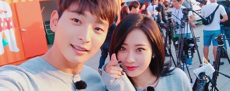 Jinwoon, do 2AM, se declara para Kyung Li em programa de TV