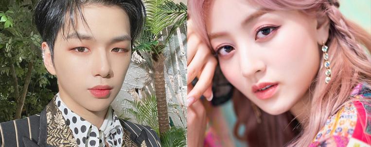 JYP Entertainment confirma fim do namoro de Jihyo, do TWICE, e Kang Daniel