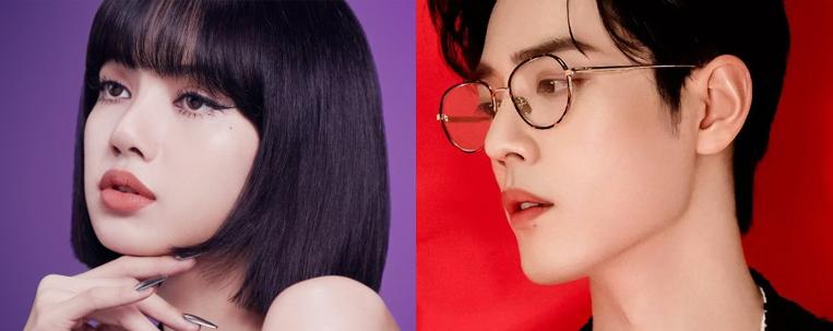 Lisa, do BLACKPINK, e Xiao Zhan são eleitos os rostos mais bonitos da Ásia