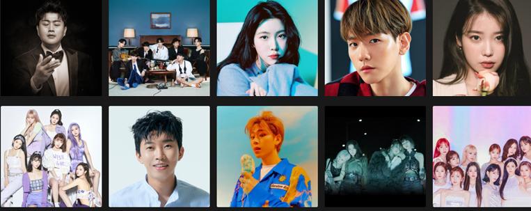 "Melon Music Awards divulga lista de vencedores do ""Top 10"""