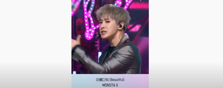 """Fãs acusam Mnet de """"borrar"""" o rosto de Wonho em vídeo do Monsta X"""