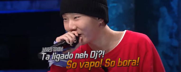 """High School Rapper 4″, da Mnet, tem participante coreano-brasileiro"