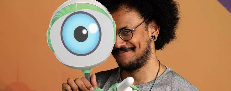 João Luiz, do BBB21, já usou k-pop para dar aulas de geografia