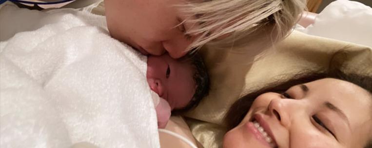 Miyavi anuncia o nascimento de seu filho, Skyler