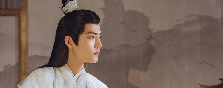 "Xiao Zhan e Ren Min começam a filmar novo drama ""Yu Gu Yao""; veja as fotos"