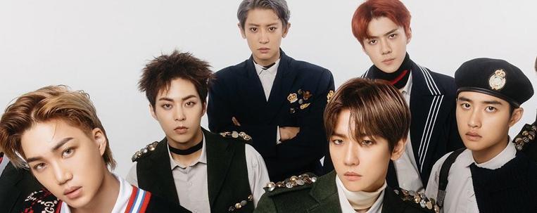 EXO pode lançar álbum comemorativo de 10 anos de carreira