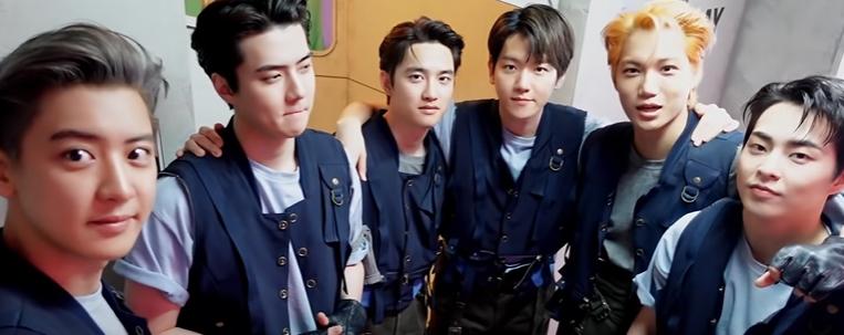 Em vídeo, EXO anuncia lançamento de nova música