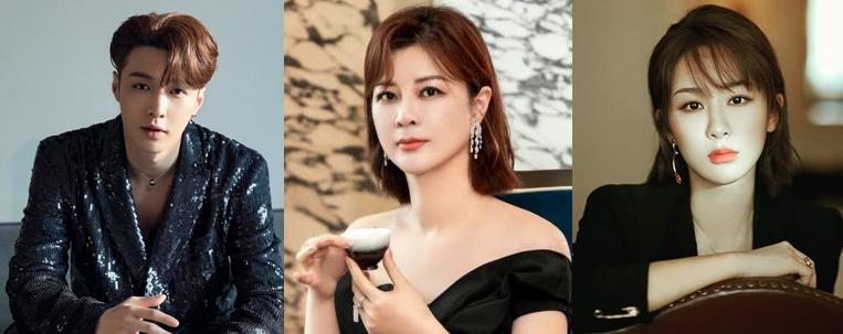 Diretora da Yuehua Entertainment curte postagem com fofoca sobre Lay Zhang e Yang Zi