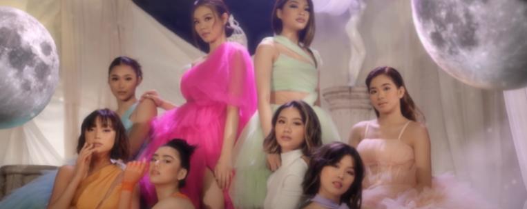 """P-pop: grupo filipino BINI faz estreia oficial com o clipe de """"Born To Win"""""""